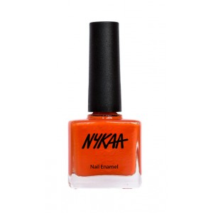 Buy Nykaa Pop Nail Enamel - Tropical Tangerine, No. 41 - Nykaa