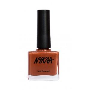 Buy Nykaa Pop Nail Enamel - Spiced Gingerbread, No. 42 - Nykaa