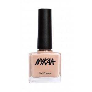 Buy Nykaa Pastel Nail Enamel - Creme Brulee, No. 44 - Nykaa