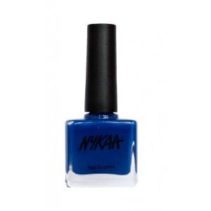 Buy Nykaa Pop Nail Enamel - Blue Raspberry, No. 62 - Nykaa
