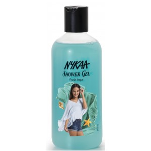 Buy Nykaa Fresh Aqua Shower Gel - Nykaa