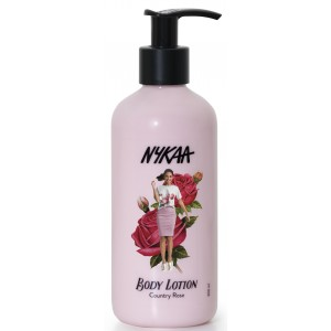 Buy Nykaa Country Rose Body Lotion - Nykaa