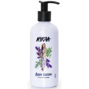 Buy Nykaa French Lavender Body Lotion - Nykaa