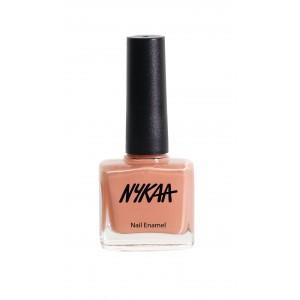 Buy Nykaa Nude Nail Enamel - Cinnamon Bun, No. 13 - Nykaa