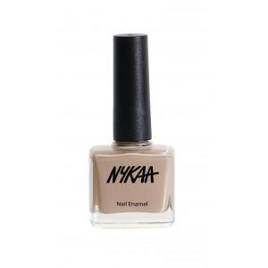Buy Nykaa Nude Nail Enamel - Caramel Macchiato, No. 53 - Nykaa