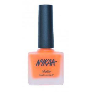 Buy Herbal Nykaa Neon Matte Nail Enamel - Popsicle - Nykaa