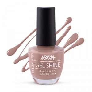 Buy NykaaSalonShine GelNail Lacquer - Nykaa