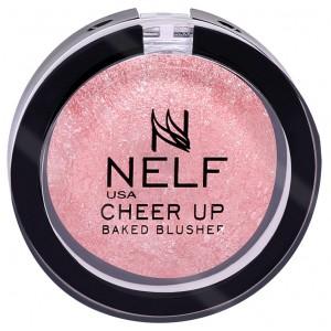 Buy NELF USA Cheer Up Baked Blusher - Nykaa