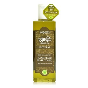 Buy Vagad's Khadi For Relaxation Hair Tonic - Nykaa