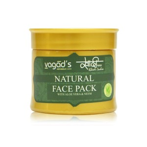 Buy Vagad's Khadi Neem Face Pack - Nykaa