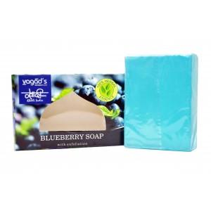 Buy Vagad's  Khadi Blueberry Exfoliate Handmade Soap - Nykaa