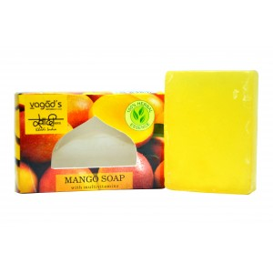 Buy Vagad's  Khadi Indian Mango Handmade Soap - Nykaa