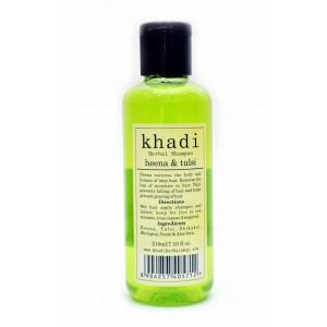 Buy Khadi Heena & Tulsi Shampoo - Nykaa