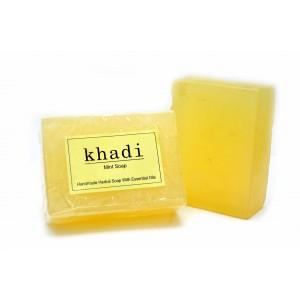 Buy Khadi Mint Soap - Nykaa