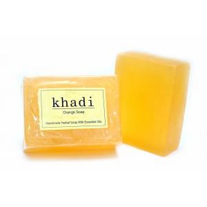 Buy Khadi Orange Soap - Nykaa