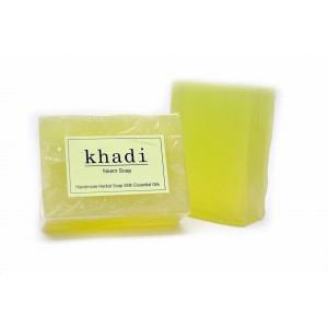 Buy Khadi Neem Soap - Nykaa