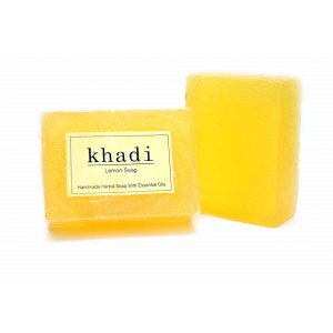 Buy Khadi Lemon Soap - Nykaa