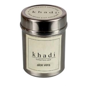 Buy Khadi Aloe Vera Face Pack - Nykaa