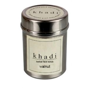 Buy Khadi Walnut Face Scrub - Nykaa