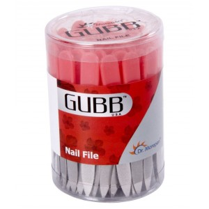 Buy GUBB USA Nail File Box Regular 80s - Nykaa