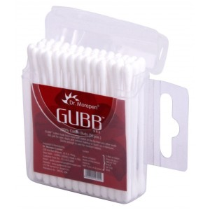 Buy Herbal GUBB USA Cotton Buds Trauec Pp Box 50s - Nykaa