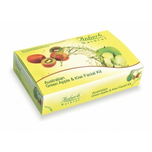 Buy Anherb Natural Green Apple Kiwi Kit - Nykaa
