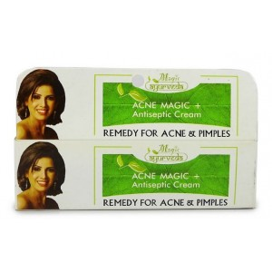 Buy Nature's Essence Magic Remedy Antiseptic Cream For Acne & Pimples - Nykaa