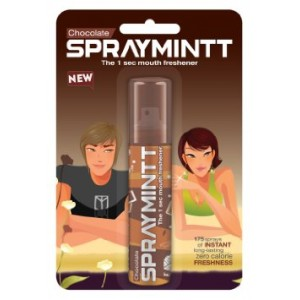 Buy Spraymintt (Chocolate) - Nykaa
