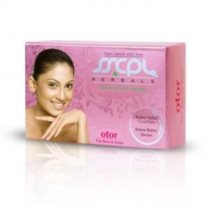 Buy SSCPL Herbals Otor Beauty Soap - Nykaa