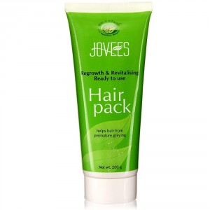 Buy Herbal Jovees Regrowth & Revitalising Hair Pack - Nykaa