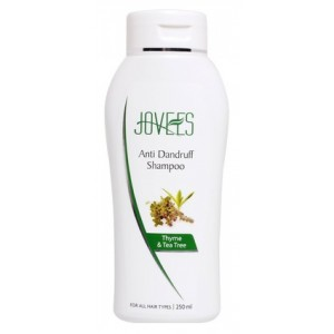 Buy Jovees Thyme & Tea Tree Anti Dandruff Shampoo - Nykaa