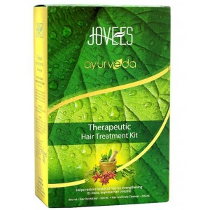 Buy Herbal Jovees Therapeutic Hair Treatment Kit - Nykaa