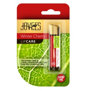 Buy Herbal Jovees Winter Cherry Lip Care - Nykaa