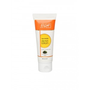 Buy Jovees Ayurvedic De-Tan Lotion - Nykaa