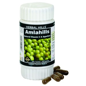 Buy Herbal Hills Amlahills Capsule - Nykaa