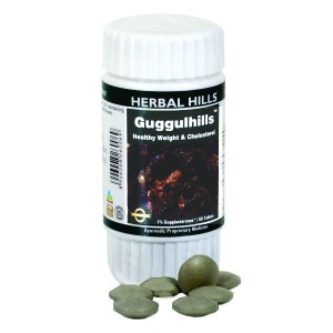 Buy Herbal Hills Guggulhills Tablets - Nykaa