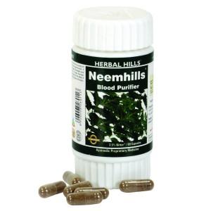 Buy Herbal Herbal Hills Neemhills Capsule - Nykaa