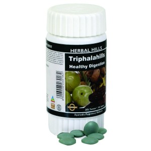Buy Herbal Hills Triphalahills Tablets - Nykaa