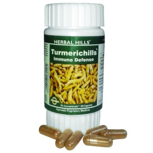Buy Herbal Herbal Hills Turmerichills  - Nykaa