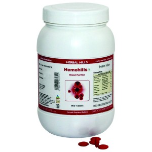 Buy Herbal Hills Hemohills Tablets Value Pack - Nykaa