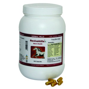 Buy Herbal Hills Revivehills Capsule Value Pack - Nykaa