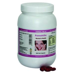 Buy Herbal Hills Femohills Capsule Value Pack - Nykaa