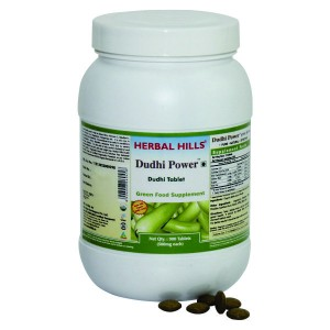 Buy Herbal Hills Dudhi Power Tablets Value Pack - Nykaa