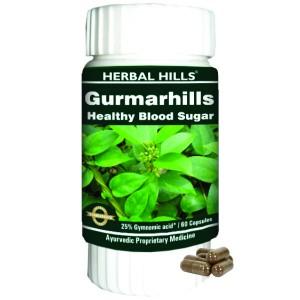 Buy Herbal Hills Gurmarhills capsules - Nykaa