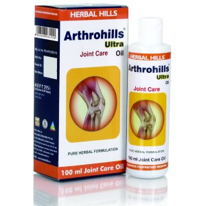 Buy Herbal Hills Arthrohills Ultra Oil - Nykaa