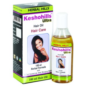 Buy Herbal Herbal Hills Keshohills Ultra Oil - Nykaa