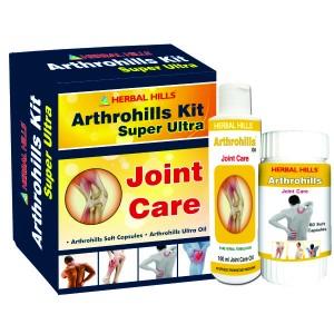 Buy Herbal Hills Arthrohills Kit Super Ultra  - Nykaa