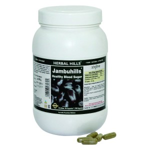 Buy Herbal Hills Jambuhills Capsule Value Pack  - Nykaa