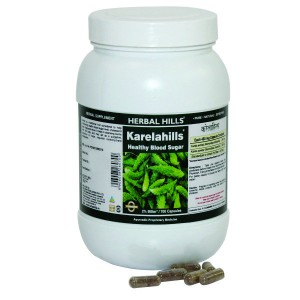 Buy Herbal Herbal Hills Karelahills Capsule Value Pack  - Nykaa
