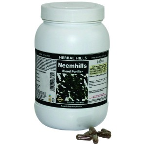 Buy Herbal Hills Neemhills Capsule Value Pack - Nykaa